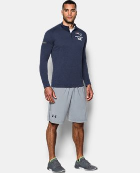 Men's NFL Combine Authentic UA Tech™ ¼ Zip  4 Colors $60