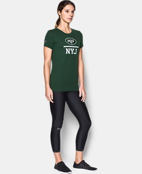 Women's NFL Combine Authentic Lockup T-Shirt  1 Color $35