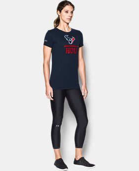Women's NFL Combine Authentic Lockup T-Shirt  1  Color $26.24 to $26.99