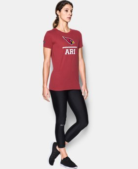 Women's NFL Combine Authentic Lockup T-Shirt  3 Colors $35