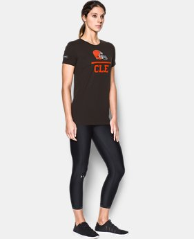 Women's NFL Combine Authentic Lockup T-Shirt  2 Colors $35