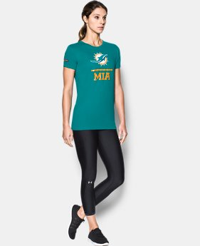 Women's NFL Combine Authentic Lockup T-Shirt  5 Colors $35