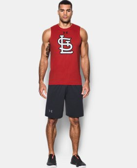 Men's St. Louis Cardinals UA Tech™ Tank  1 Color $29.99
