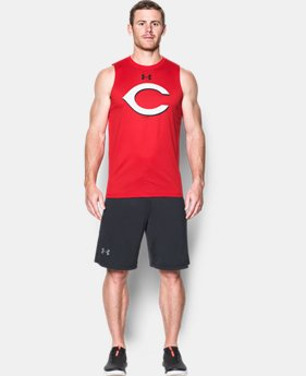 Men's Reds UA Tech™ Tank  1 Color $29.99