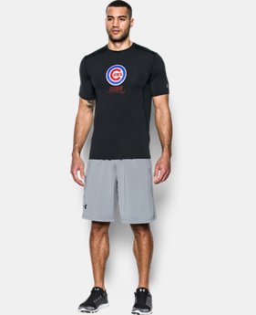Men's Chicago Cubs UA Raid T-Shirt  1 Color $27.99