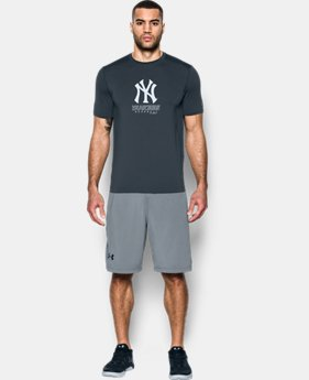 Men's New York Yankees UA Raid T-Shirt  1 Color $39.99
