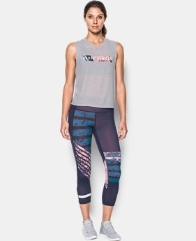 Women's UA Breathe Muscle Wordmark  1 Color $34.99