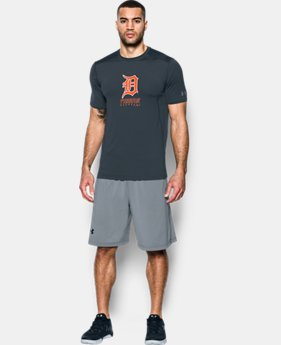 Men's Detroit Tigers UA Raid T-Shirt  1 Color $31.49