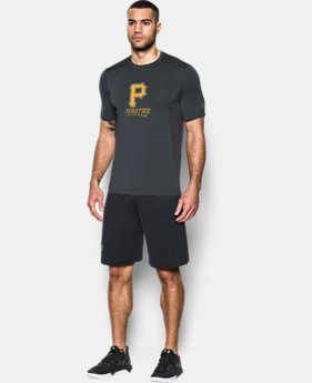 Men's Pittsburgh Pirates UA Raid T-Shirt  1 Color $29.99