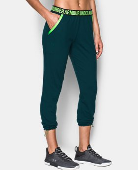 Women's UA Uptown Knit Jogger  1 Color $59.99