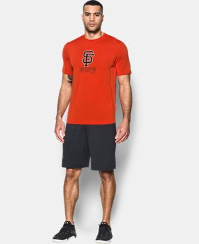 Men's San Francisco Giants UA Raid T-Shirt  1  Color Available $29.99