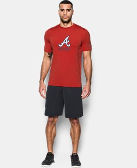 Men's Braves UA Raid T-Shirt  1 Color $39.99