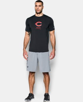 Men's Cincinnati Reds UA Raid T-Shirt  1 Color $44.99