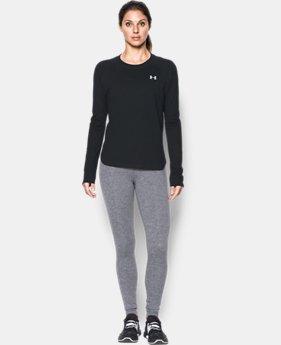 Women's UA Charged Cotton® Tri-Blend Long Sleeve  3 Colors $39.99