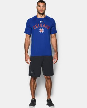 Men's Chicago Cubs UA Tech™ T-Shirt  1 Color $34.99