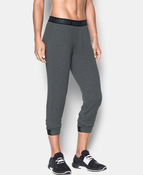 Women's UA Featherweight Fleece Pants  3 Colors $44.99