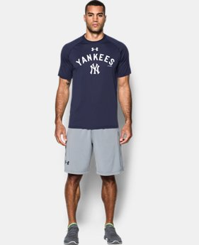 Men's New York Yankees UA Tech™ T-Shirt  1 Color $34.99