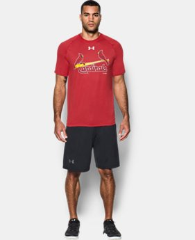 Men's St. Louis Cardinals UA Tech™ T-Shirt   $34.99