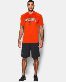Men's Detroit Tigers UA Tech™ T-Shirt  1  Color Available $26.24