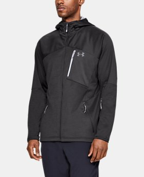 Men's UA ColdGear® Reactor Fleece Hoodie  1  Color Available $114.99