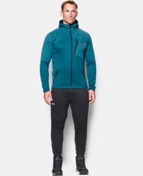 Men's UA ColdGear® Reactor Fleece Hoodie  6 Colors $99.99