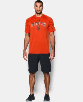 Men's San Francisco Giants UA Tech™ T-Shirt  1  Color Available $26.24