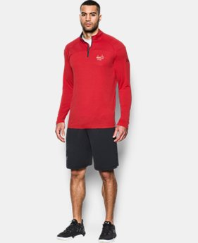 Men's St. Louis Cardinals UA Tech™ ¼ Zip  1 Color $44.99