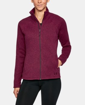 Women's UA Wintersweet Jacket  3 Colors $67.49