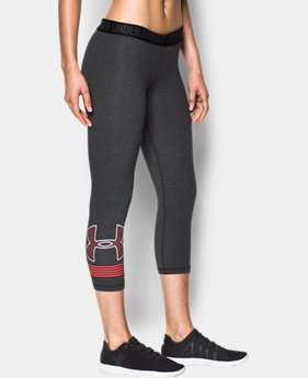 Women's UA Favorite Graphic Capris  2 Colors $33.74 to $33.99