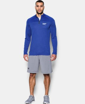 Men's Los Angeles Dodgers UA Tech™ ¼ Zip  1  Color Available $59.99