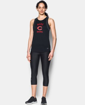 Women's Cincinnati Reds UA Tech™ Mesh Tank  1 Color $32.99