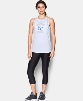 Women's Kansas City Royals UA Tech™ Mesh Tank  1  Color Available $24.74