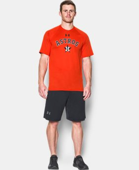 Men's Houston Astros UA Tech™ T-Shirt  1  Color Available $34.99