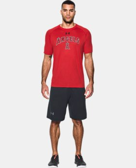 Men's Anaheim Angels UA Tech™ T-Shirt  1 Color $34.99