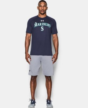 Men's Seattle Mariners UA Tech™ T-Shirt  1  Color Available $26.24