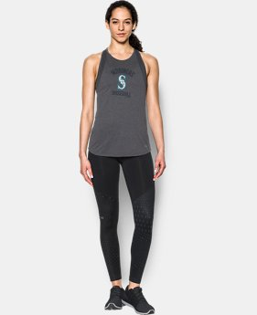 Women's Seattle Mariners UA Tech™ Mesh Tank  1 Color $32.99