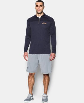 Men's Houston Astros UA Tech™ ¼ Zip  1 Color $59.99