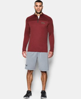 New to Outlet Men's Arizona Diamondbacks UA Tech™ ¼ Zip  1 Color $41.99