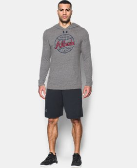 Men's Atlanta Braves Tri-Blend Hoodie  1  Color $49.99