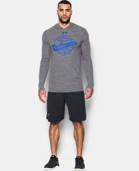 Men's Los Angeles Dodgers Tri-Blend Hoodie  1  Color Available $49.99