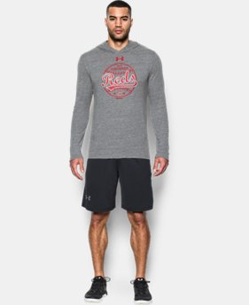 Men's Cincinnati Reds Tri-Blend Hoodie  1  Color Available $49.99