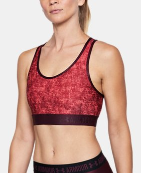 Women's Armour® Mid Sports Bra  1 Color $20.99 to $22.49