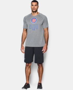 Men's Chicago Cubs UA Tech™ T-Shirt   $34.99