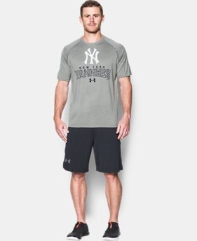New to Outlet Men's New York Yankees UA Tech™ T-Shirt   $24.99