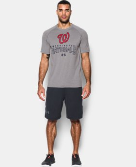 Men's Washington Nationals UA Tech™ T-Shirt  1 Color $34.99