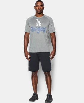 Best Seller Men's Los Angeles Dodgers UA Tech™ T-Shirt   $34.99