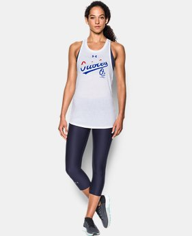 Women's Baltimore Orioles 4th Of July Cutout Tank LIMITED TIME: FREE U.S. SHIPPING 1  Color Available $29.99