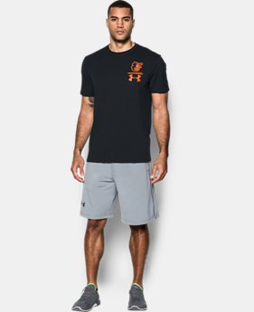 Men's Baltimore Orioles Logo T-Shirt   $34.99