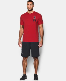 Men's Boston Red Sox Logo T-Shirt   $26.99