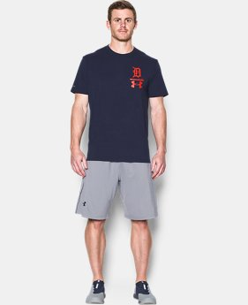 Men's Detroit Tigers Logo T-Shirt LIMITED TIME: FREE SHIPPING 1 Color $39.99